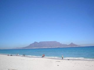 Milnerton condo photo - West Coast Beach famous view of Table Mountain