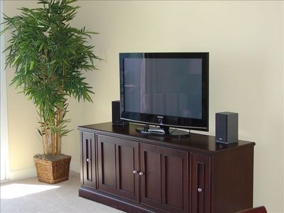 Living Room Home Entertainment Center