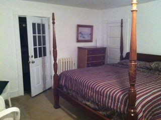Atlantic City house photo - King bed with balcony -Seating, dressers and full closet