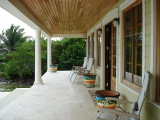 Ambergris Caye house photo - Veranda