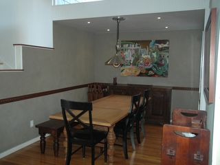 La Jolla house photo - Dining area 1