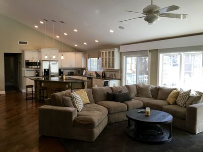 Family Friendly House with Hot Tub, Sleeps 12 - Close to Downtown Flagstaff
