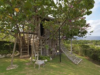 "Montego Bay villa photo - Greatview's treehouse, ""Little View"" part of our kids program"