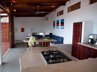 San Juan del Sur villa photo - Modern kitchen with everything you need for gourmet cooking!