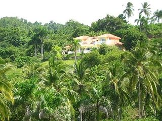 Samana villa photo - Hill location