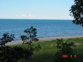 Stony Lake cottage photo - Lake Michigan beach