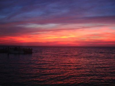 Enjoy our amazing LBI sunsets!