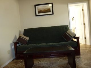 Santa Cruz house photo - Queen Futon