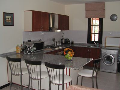 Ovacik villa rental - Breakfast Bar