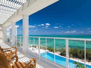 Providenciales - Provo villa photo - View from your upper terrace