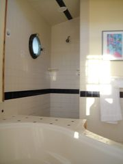 Key Largo house photo - Unique porthole shower
