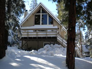 Lake Arrowhead house photo - The best of winter