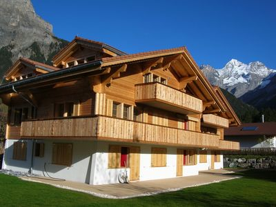 Holiday apartment, 63 square meters , Kandersteg
