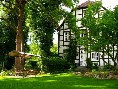 Luxury vacation rental in Münsterland  - Altes Pastorat
