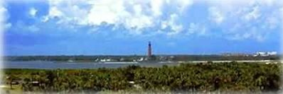 Ponce Inlet and Lighthouse