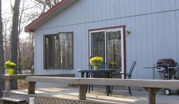 Enjoy family & friends on private deck w/ lg yard