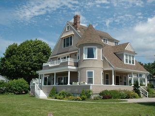 Kennebunk Beach house photo - Front of Kennebunk Beach Home