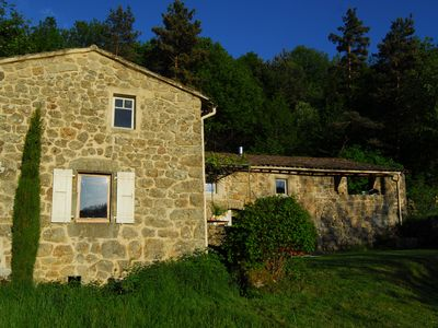 country holiday home - Boffres