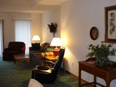 Branson townhome rental - Comfortable and Cozy Great Room