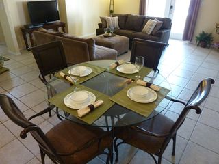 South Padre Island condo photo - Dining table with seating for 4