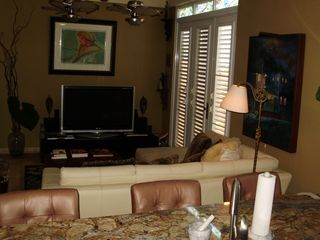 Condado house photo - Family room has a Plasma