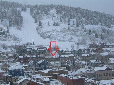 "Our Condo is just off ""Quit n Time""  Ski Run and close to Historic Main Street."