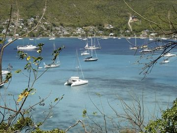 Bequia villa rental - Hiking in Bequia