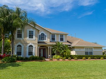 Formosa Gardens house rental - King Triton's Palace, 7 bed/6 bath, movie theater/games room, kid friendly