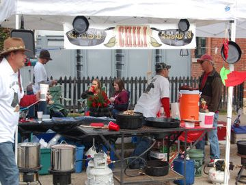 Don't miss the Chili Cook-Off in October!!