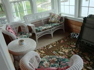 Pocasset house photo - Enclosed Porch