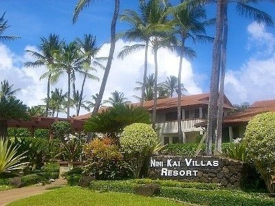 Nihi Kai Villas Entrance