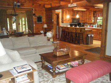 Great Barrington house rental - Great Room
