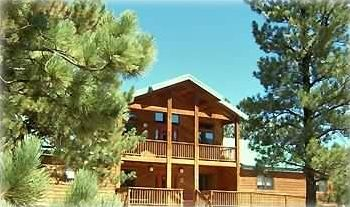 Front of Snowball Lodge - 59 Valley Road, Angel Fire, N.M.