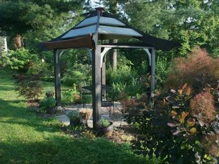 Lovettsville cottage photo - Japanese Gazebo, a Popular Wedding Ceremony Site