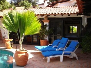 Puerto Vallarta villa photo - Patio