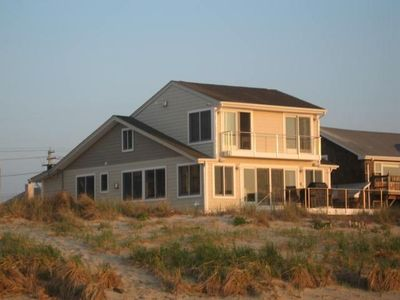 Point Pleasant Beach house rental - View from the ocean