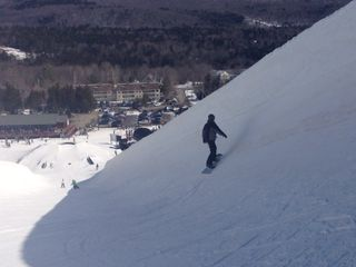 Mount Snow condo photo - Carinthia Super Pipe at Mount Snow! How high can you go?