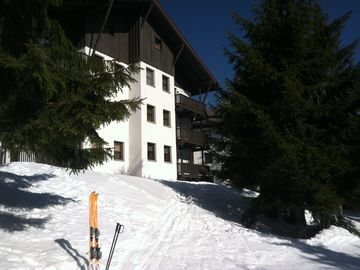 Snowshoe Mountain condo rental - Alpine inspired Whistlepunk...Our villa is the bottom floor