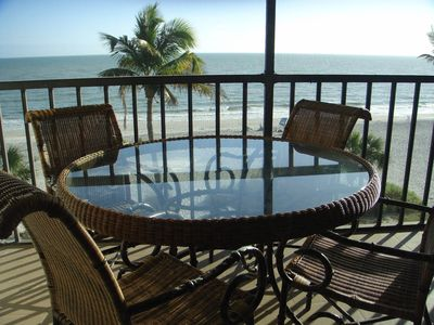 Gulf Front Sanibel Rental