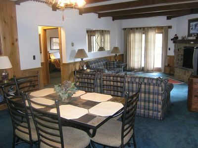 Snowshoe Mountain condo rental - Large open floor-plan
