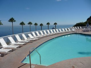 Catalina Island condo photo - Community Pool Overlooking the Pacific