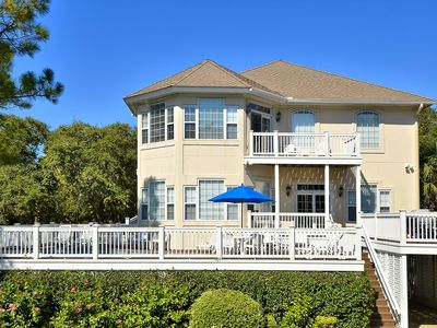 Amazing Oceanview Home-Beach Path by Pool! Free Spring Pool Heat!