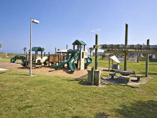 Amelia Island condo photo - Playground just right around the corner