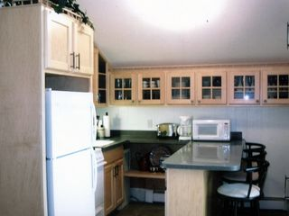 New Seabury condo photo - Fully applianced kitchen.