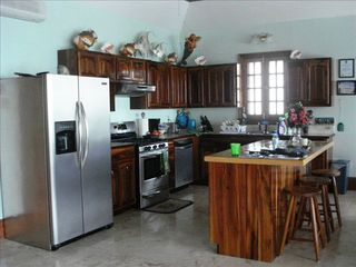 Ambergris Caye house photo - Kitchen