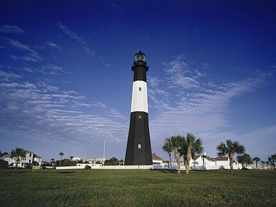 Tybee Island lighthouse
