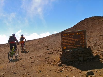 Makawao is the perfect location for access to Haleakala National Park