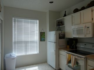 North Padre Island condo photo - Large kitchen is well equipped
