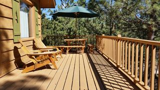 Black hills great central location away homeaway for Pactola lake cabins