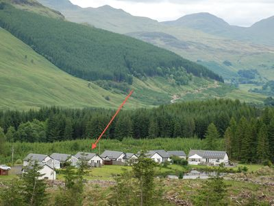 Set Within The Loch Lomond & Trossachs National Park